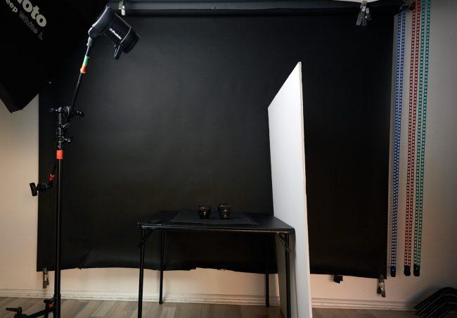 thiết bị chụp hình sản phẩm