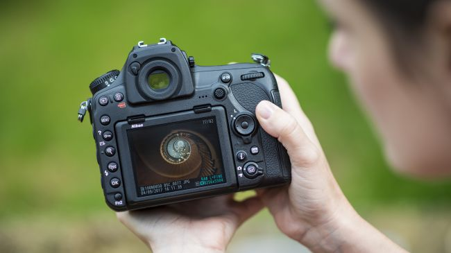 Viewfinders may anh DSLR