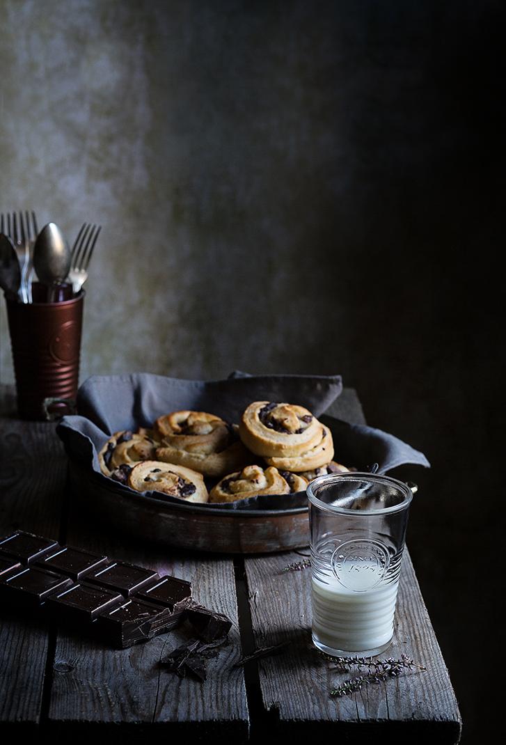 chụp ảnh dark food