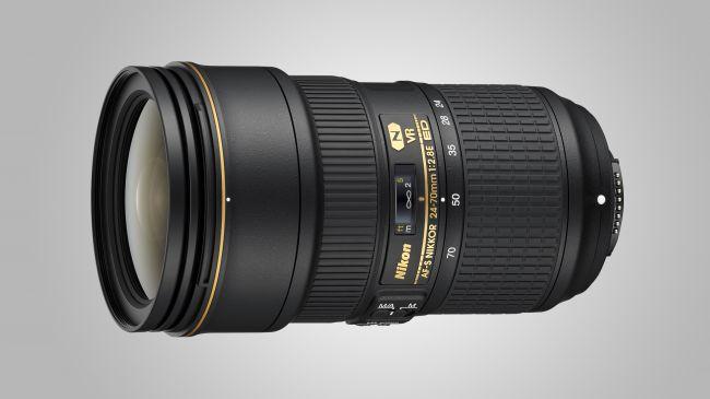ong kinh Nikon AF-S 24-70mm f2.8E ED VR