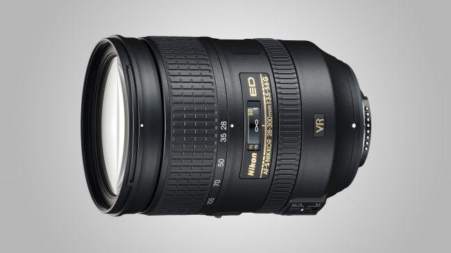 ong kinh Nikon AF-S 28-300mm f3.5-5.6G ED VR