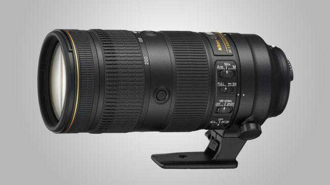 ong kinh Nikon AF-S 70-200mm f2.8E FL ED VR