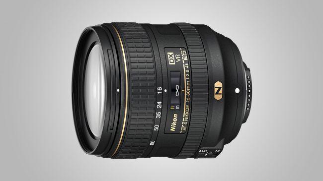 ong kinh Nikon AF-S DX 16-80mm f2.8-4