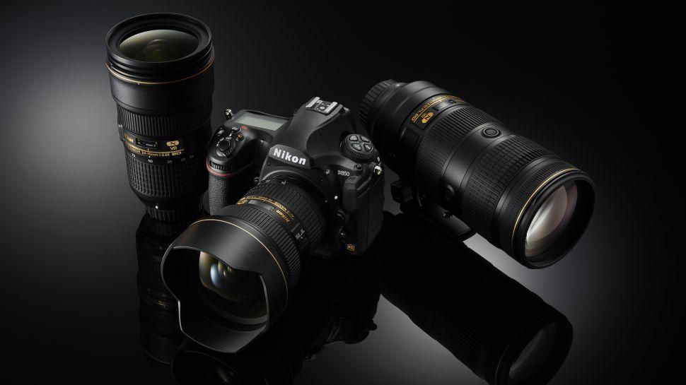 ống kính cho Nikon DSLR FX