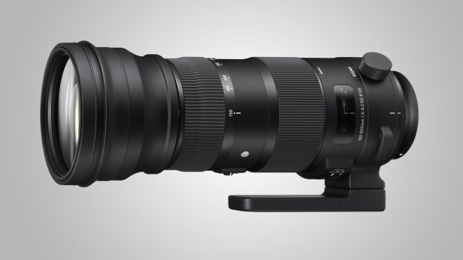 ong kinh Sigma 150-600mm f5-6.3 DG OS HSM S