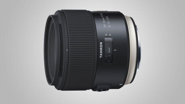 ống kính ong kinh Tamron SP 35mm f1.8