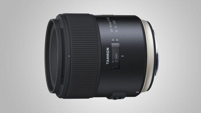 ống kính Tamron SP 45mm f1.8 Di VC USD