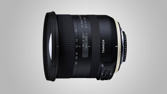 ống kính Tamron 10-24mm f/3.5-4.5 Di II