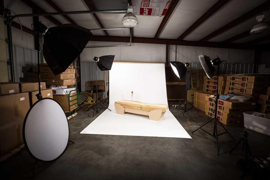 Phòng studio chụp sản phẩm
