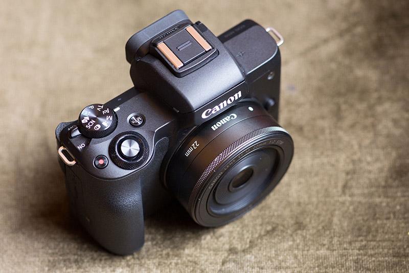 Canon EOS M50 danh gia