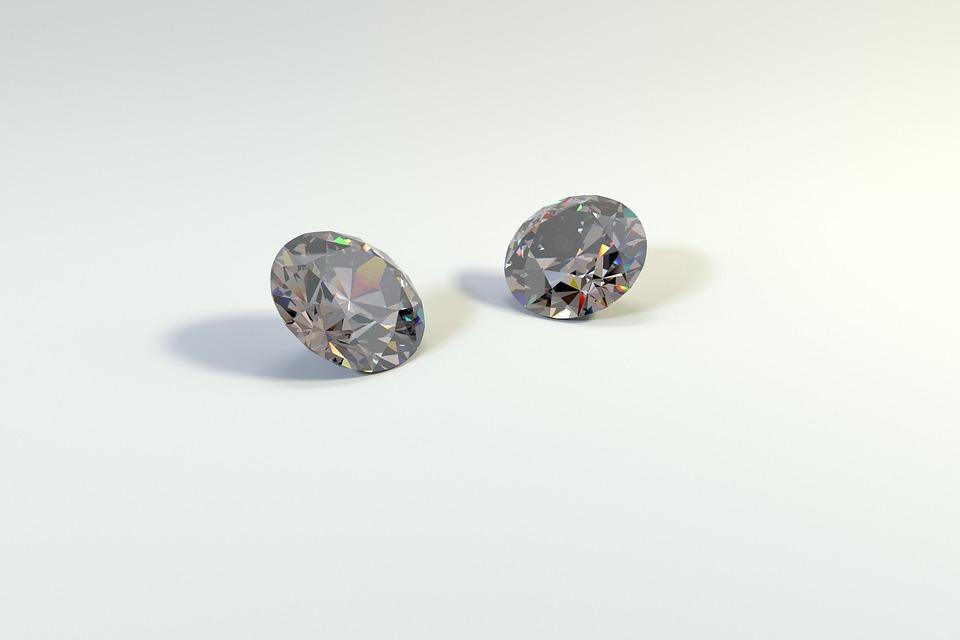 cách chụp kim cương