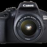 Đánh giá máy ảnh Canon EOS 2000D / Rebel T7
