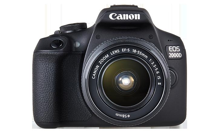 Đánh giá máy ảnh Canon EOS 2000D