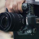 Top 10 ống kính máy ảnh DSLR Canon Crop