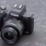 Đánh giá máy ảnh Canon EOS M50