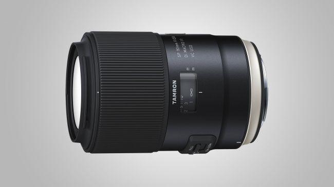 Ống kính Tamron SP 90mm f2.8 Di VC USD Macro