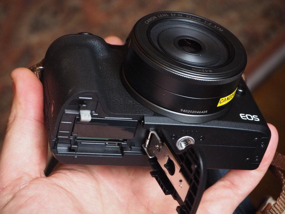 pin canon eos m50