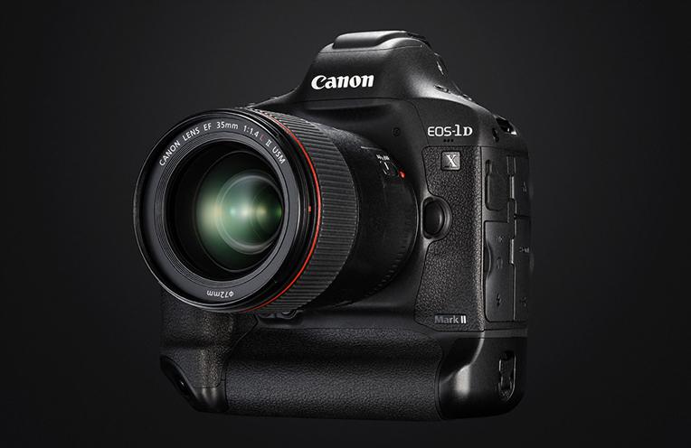 máy ảnh Canon EOS-1D X Mark II