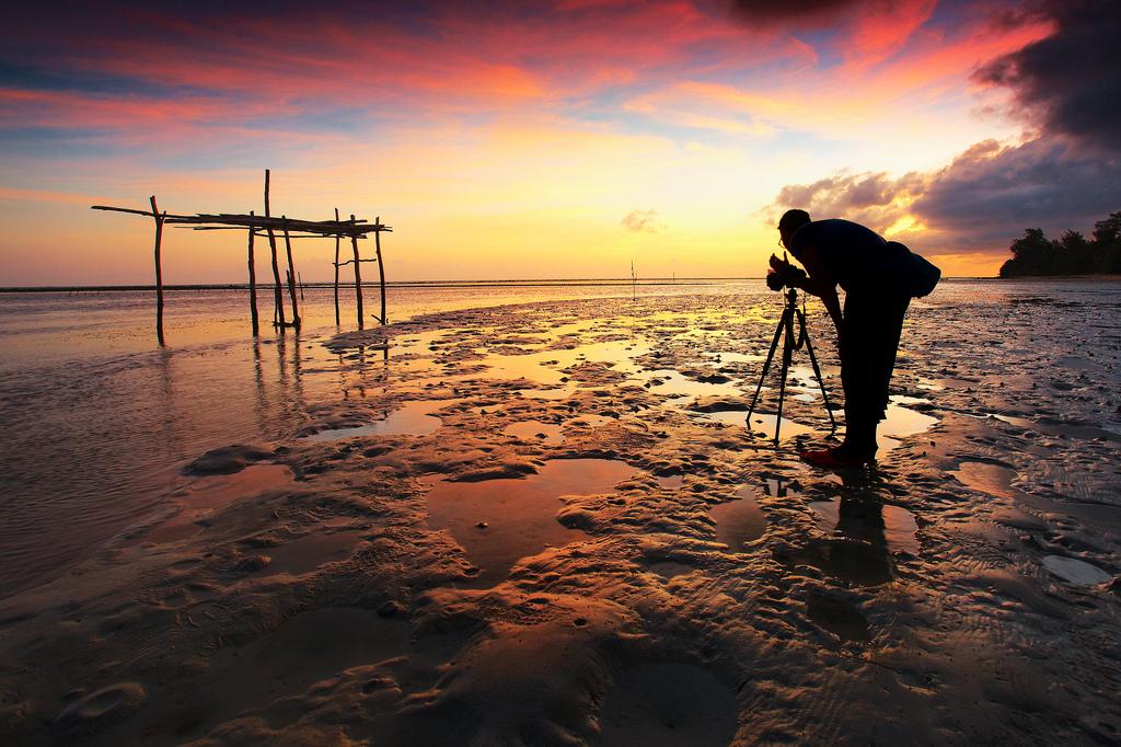 Cách chụp ảnh phong cảnh
