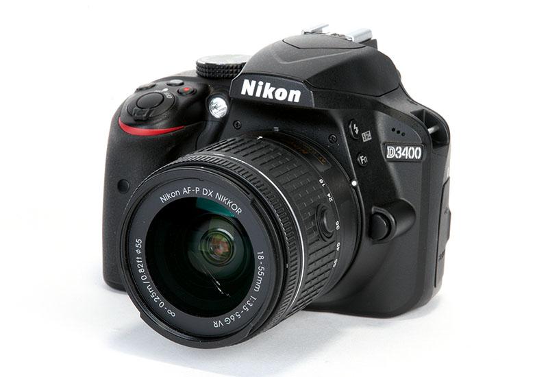 máy ảnh nikon 3400