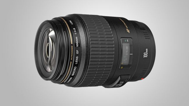 ong kinh canon 100mm f2.8