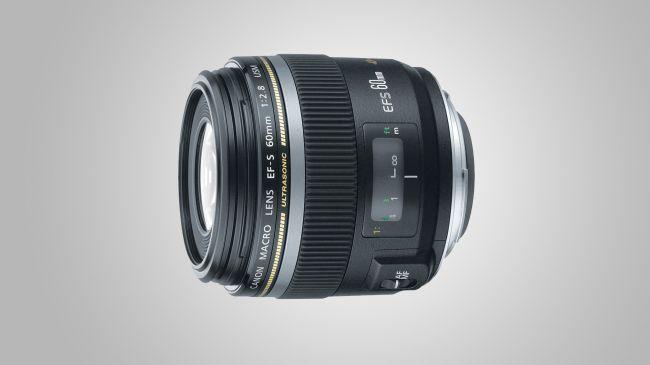 ống kính canon 60mm macro