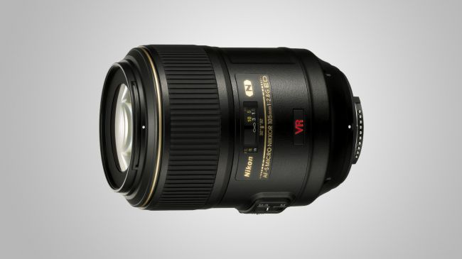 ống kính macro nikon 105mm