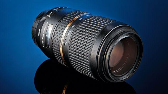 Tamron SP 70-300mm f4-5.6 Di VC USD cho Canon