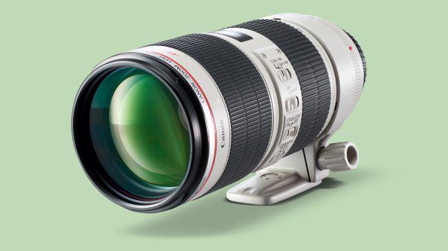 ống kính canon 70-200mm f2.8 II