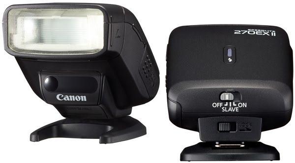 den flash Canon Speedlite 270 EX II