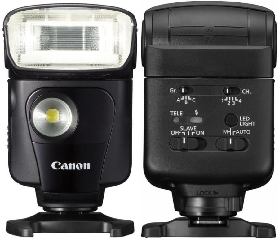 den flash canon 320ex speedlite