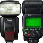 6 Đèn flash Canon tốt nhất bạn nên mua