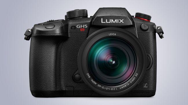 may anh Panasonic Lumix GH5S