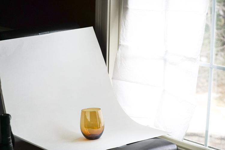 ánh sáng chụp sản phẩm