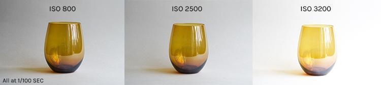 độ nhạy sáng ISO
