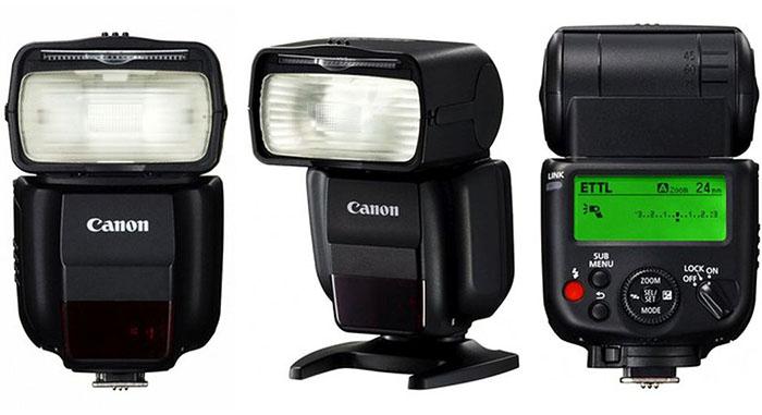 đèn flash Canon Speedlite 430EX III-RT
