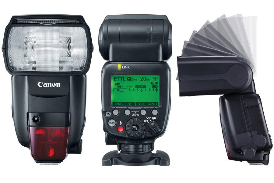 đèn Canon Speedlite 600EX II-RT