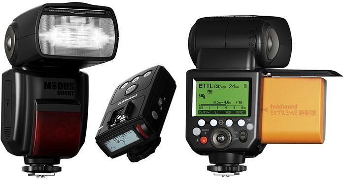 đèn flash Hahnel Modus 600RT