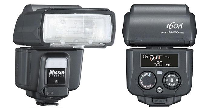 đèn flash Nissin i60A