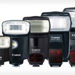 9 Đèn flash speedlite Canon tốt nhất hiện nay
