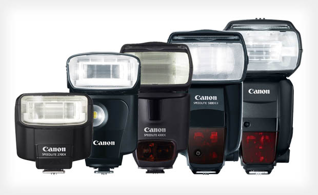 Đèn flash Speedlite Canon