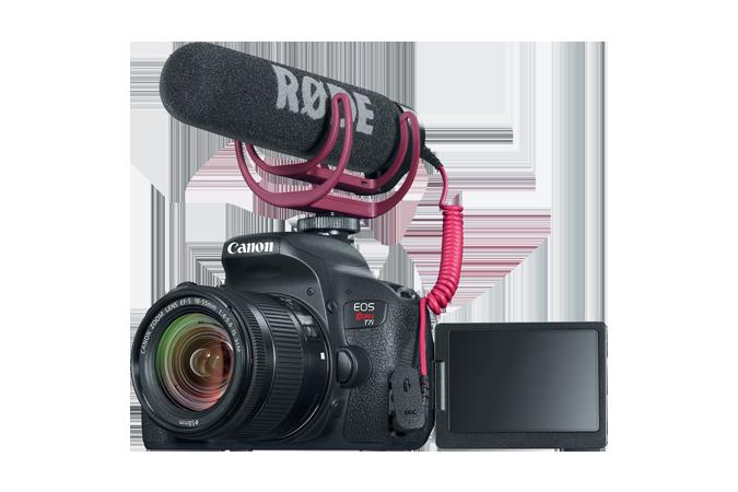 Cách quay video bằng DSLR