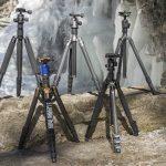 5 Tripod máy ảnh sợi carbon tốt nhất cho du lịch
