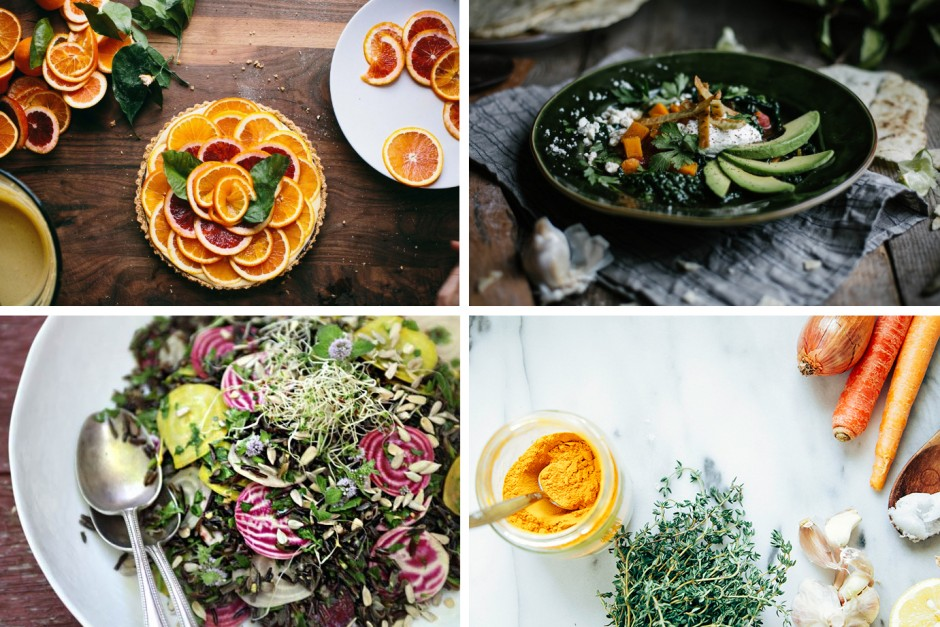 blog về chụp ảnh món ăn
