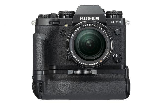 grip cho fujifilm x-t3