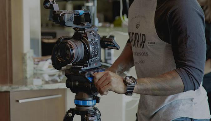 dịch vụ quay video clip