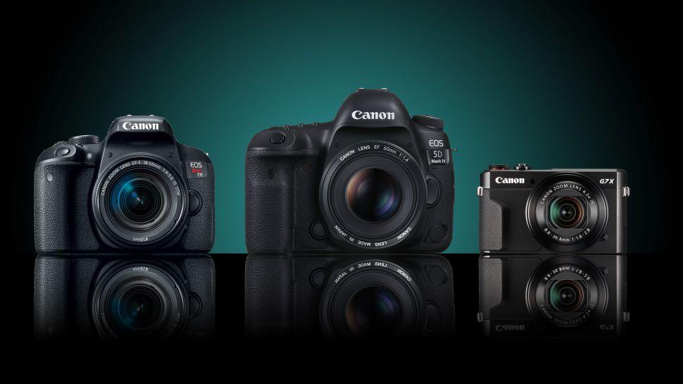 Máy ảnh Canon tốt nhất