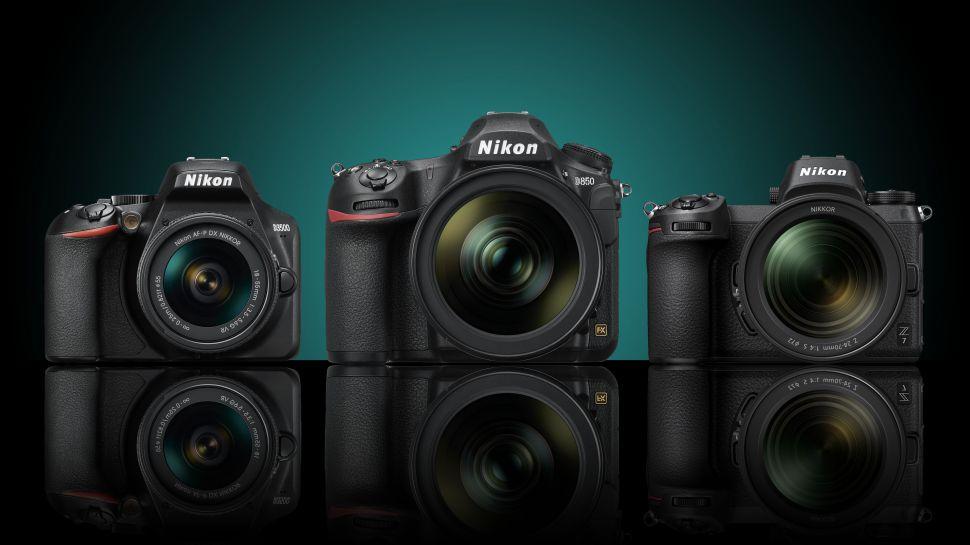 Máy ảnh Nikon tốt nhất