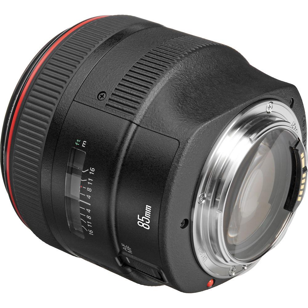 Ống kính Canon EF 85mm f/1.2L II USM