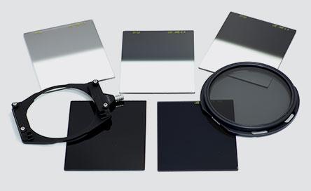 Filters ống kính Lee Seven5 ND Grad vuông